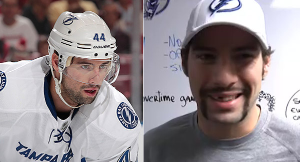 The 10 greatest NHL mustaches for Movember 2011 (so far)