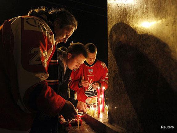 KHL's bold plans to keep Lokomotiv running after tragedy