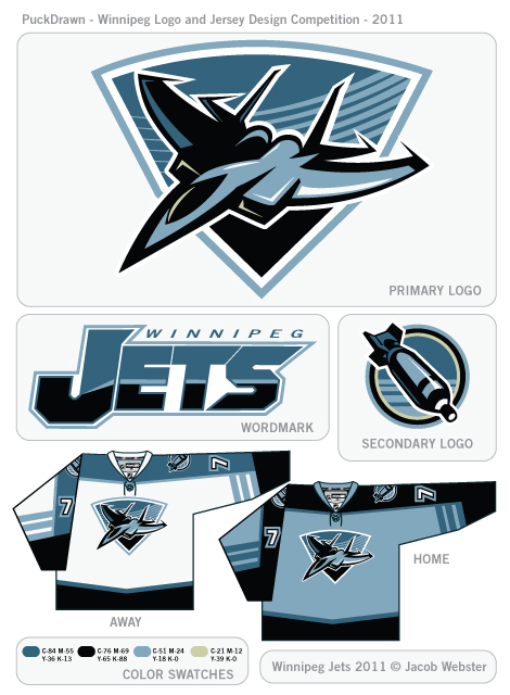 Our five favorite Winnipeg Jets jersey design concepts
