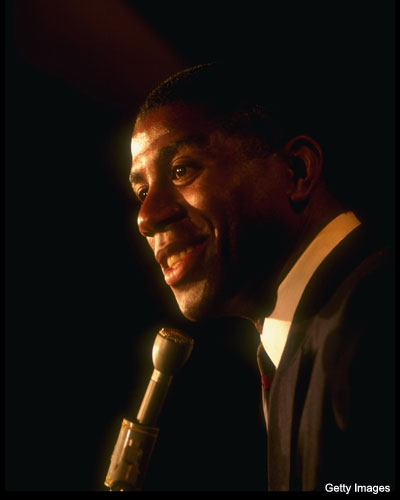 Magic Johnson's influence, 20 years later