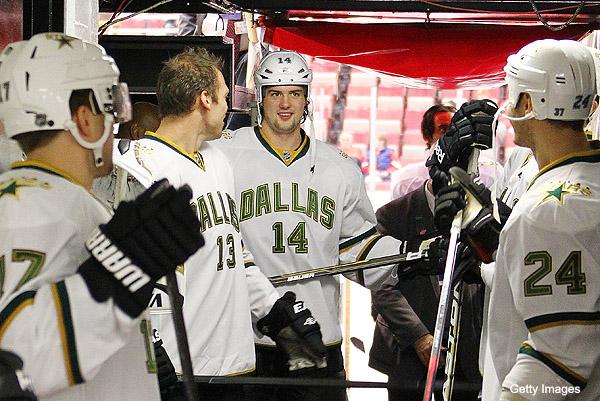 Fantasy Hockey: Benn needs love; Bourque dud; Carcillo steal