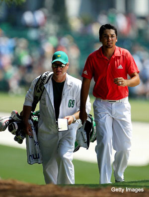 Jason Day wants to spread his father's ashes at Augusta