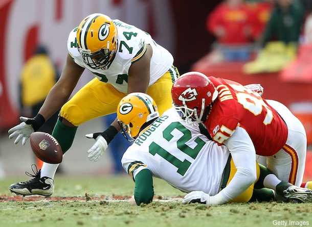 Perfection denied: Chiefs upset Packers, end bid at undefeated year