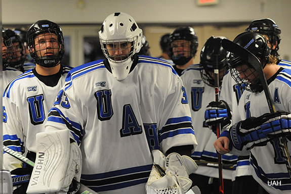 What killed NCAA Div. I hockey at Alabama-Huntsville?