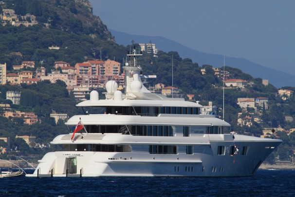 Dan Snyder paid around $70 million for a 224-foot yacht