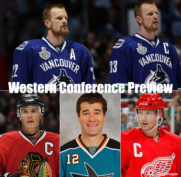 Puck Daddy's 2011-12 NHL Western Conference Prognostications