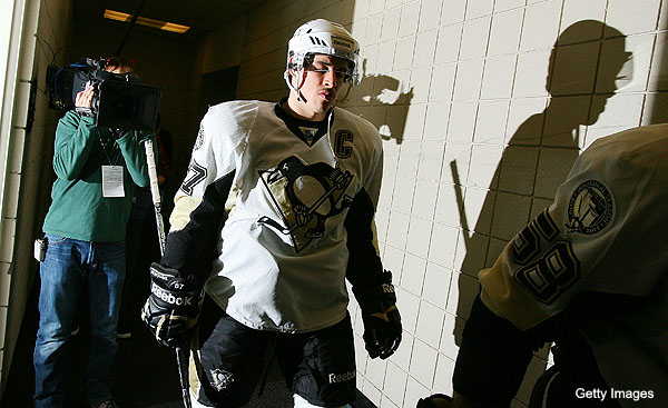 Would you still take Sidney Crosby in your NHL fantasy draft?