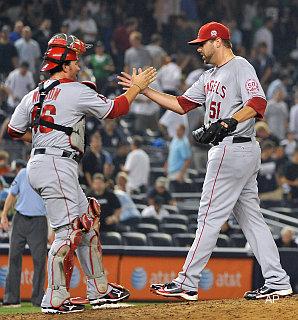 The Juice: Abreu homers, Angels fake out Yankees' Granderson