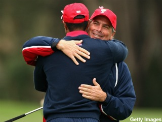 Fred Couples makes strange Presidents Cup pick with Tiger Woods