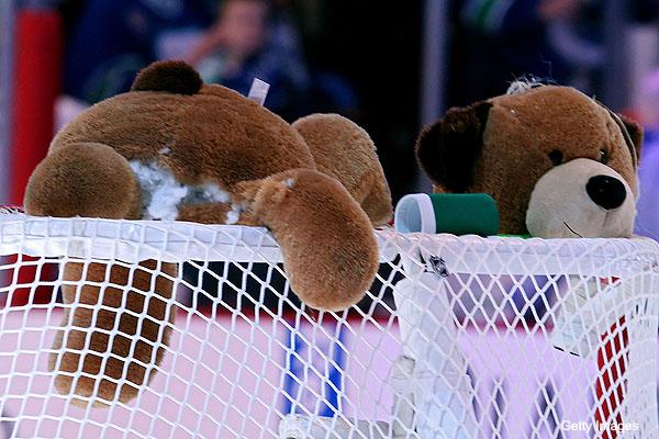 Brian Burke wants to give the NHL a bear hug