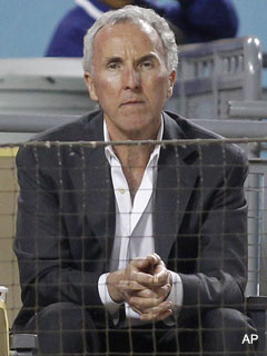 Report: McCourt borrows from sponsors, meets May payroll