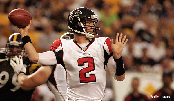 Matt Ryan throws 42 passes in the first half vs. Steelers … and the Falcons lose the game