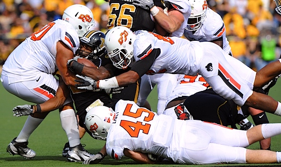 Life On the Margins: Oklahoma State's defense is not good. But is it good enough?