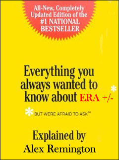 Everything you always wanted to know about: ERA+ and ERA-