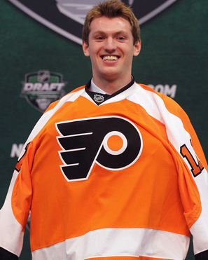 NHL draft: Couturier, Jurco lead the all-steal squad