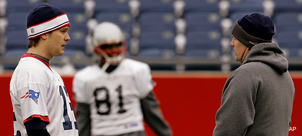 The best moments from Part 1 of 'Bill Belichick: A Football Life'