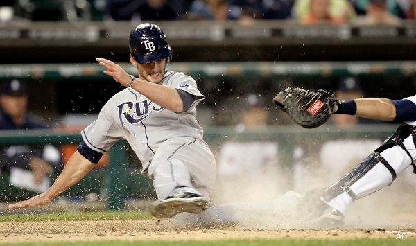 Umpire's call costs Rays, Maddon repeats plea for replay help