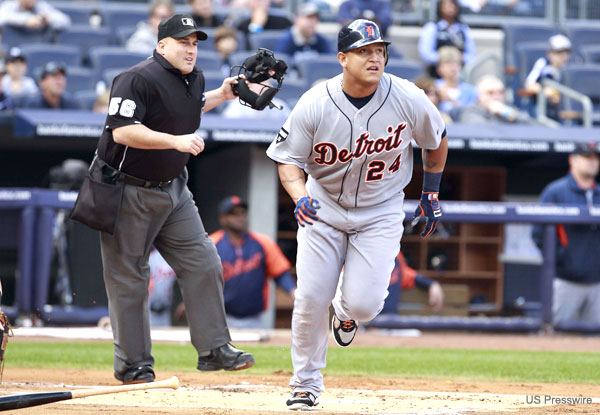 ALDS Game 2: Tigers take 5-3 win, even series at 1