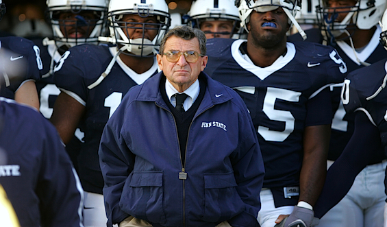 After 46 years, the Joe Paterno era ends 'within days or weeks'