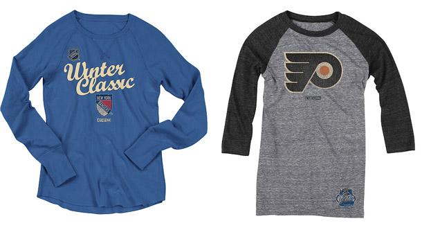 Grading the 2012 Winter Classic memorabilia and gear