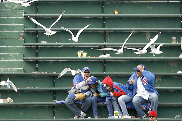 Detention Lecture: Your 2011 Chicago Cubs