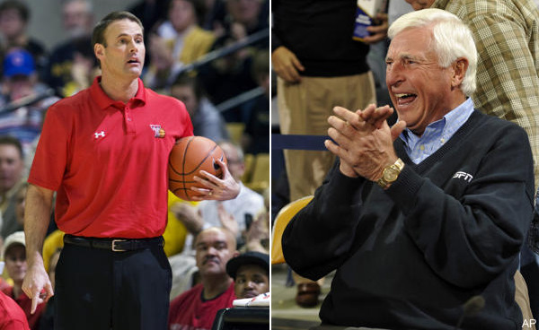 Bob Knight may have committed secondary violation for his son