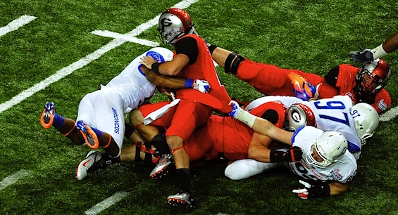Mid-Major Monday: Boise State hits all of Georgia's pressure points