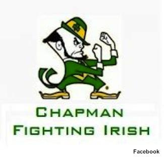 Chapman Fighting Irish logo