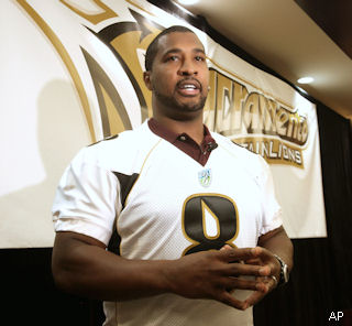 Daunte Culpepper still exists and would like a quarterback job