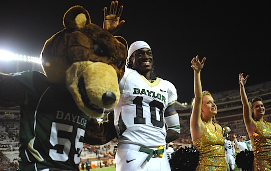 Debriefing: Baylor's a winner, at last – with the new expectations to prove it