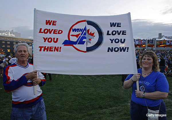 The Winnipeg Jets and the great logo cash grab