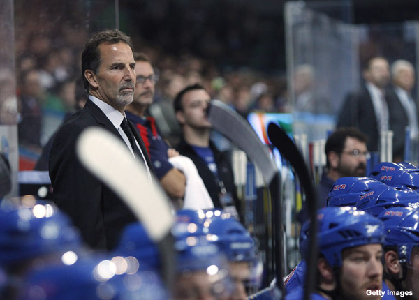 "Torts on Avery: ""We have better players than Sean Avery"""