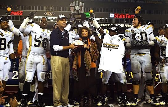 Long-simmering NCAA probe sends Georgia Tech's 2009 ACC title up in smoke
