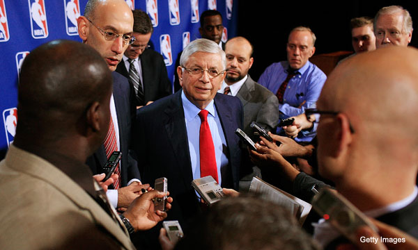 The NBA's terrible offer, and the Players Association's response