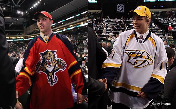 Pass or Fail: Nashville and Florida unveil new jerseys