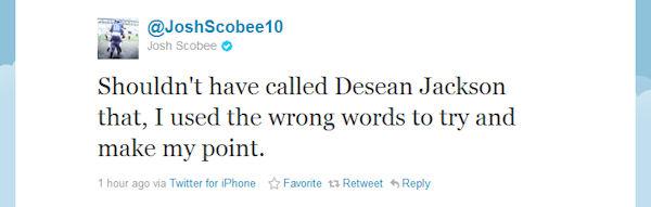 Jaguars kicker says DeSean Jackson is a punk