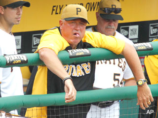 The 2011 Pirates and history's worst fall from first place