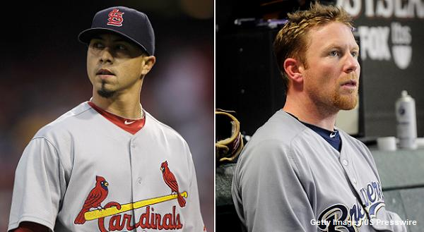Veterans Lohse, Wolf looking to bounce back in pivotal Game 4