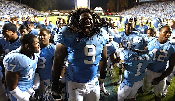 Marvin Austin threatens to 'spill the beans' on UNC after McAdoo petition denied