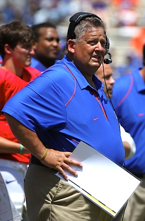 The Florida Fix: Charlie Weis is the last, best hope to salvage the Gators' John Brantley experience