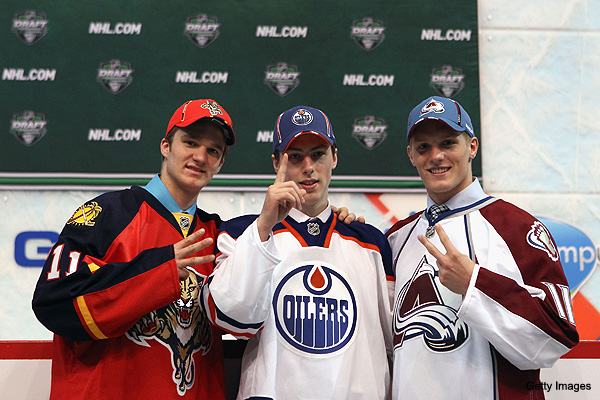 No big surprises in NHL Draft's top 5 selections