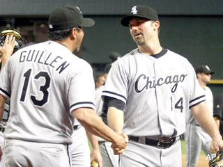 If not Paul Konerko, who'd make a good player-manager?
