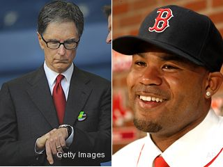 Oh, Henry: Red Sox owner 'opposed' Carl Crawford signing
