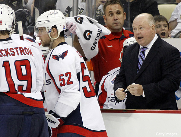 Would firing Bruce Boudreau make the Capitals a better team?