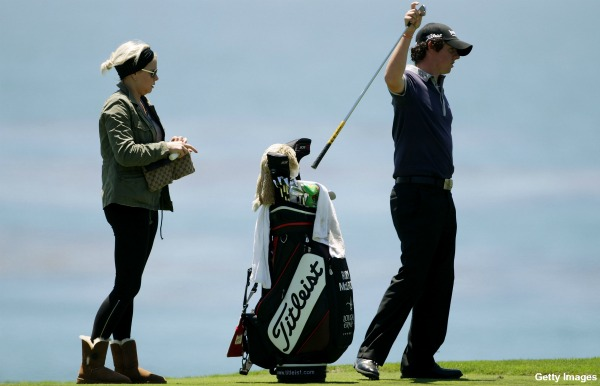Rory McIlroy mentions girlfriend as huge U.S. Open influence