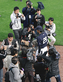 Stuck: Yankees pay Japan's Kei Igawa big money to pitch in minors