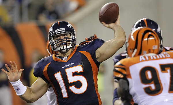 Will the 'Tebow Thing' tear the Broncos apart?