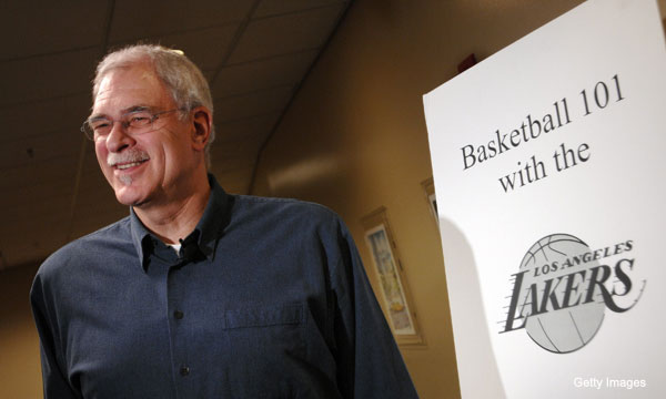Maybe Phil Jackson was right to move Jerry West out of the Laker locker room