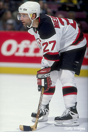 Retiring Scott Niedermayer's number, pushing aside petty angst
