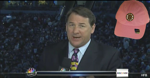 Mike Milbury on NHL suspensions: 'a lot of pink hats out there'